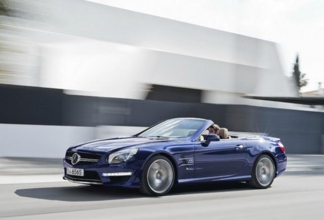 Mercedes prezinta SL65 AMG