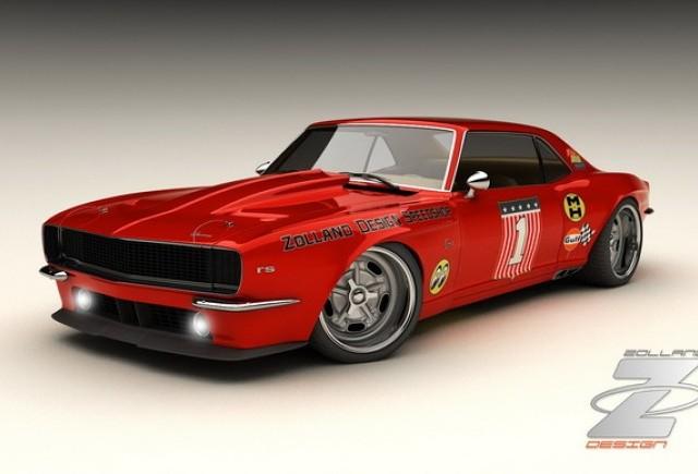 TUNING: Chevrolet Camaro 1968