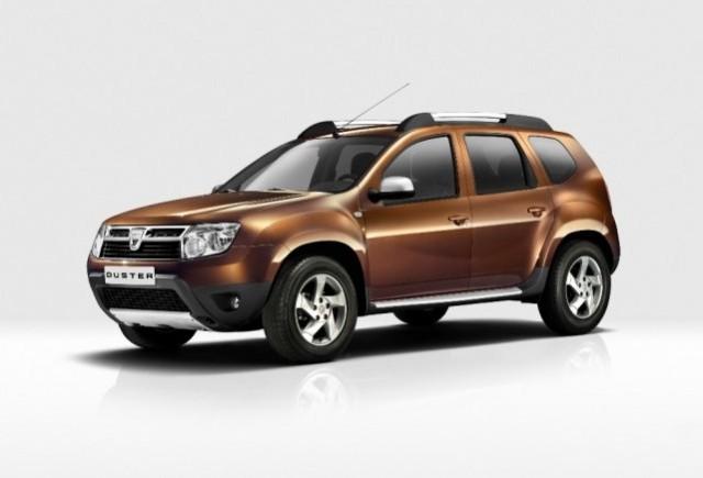 Rechemare in service: Dacia Duster