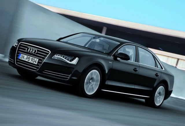 Audi A8 Hybrid - O masina de exceptie