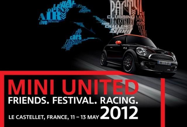 MINI United 2012 - cea mai mare reuniune mondiala a fanilor MINI