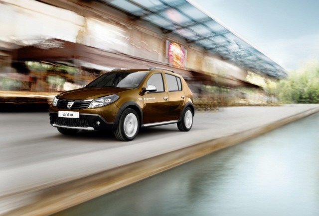 Dacia lanseaza in Romania seria limitata Sandero Stepway2