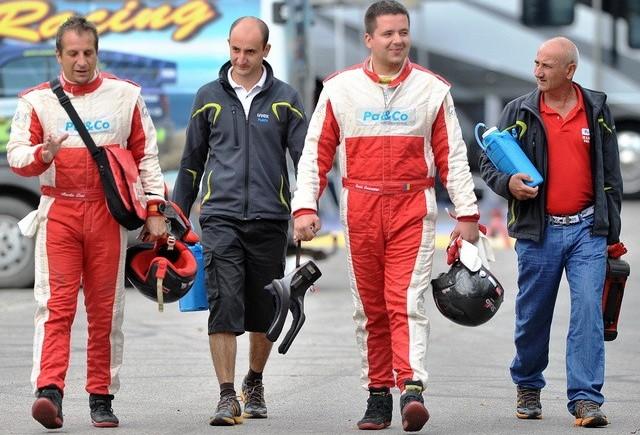 ADDC 2012 a inceput fara echipajul Pa&Co Racing