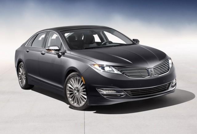 Lincoln MKZ 2013 isi face aparitia pe scena auto