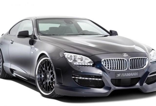 TUNING: Cei de la Hamann isi pun amprenta pe BMW 650i Xdrive