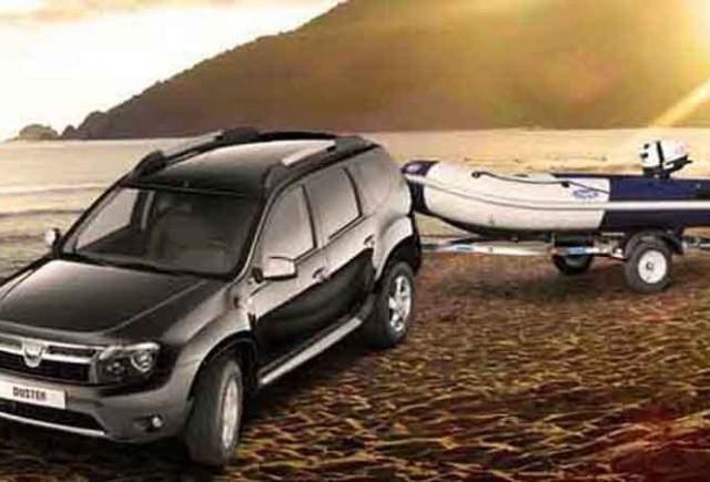 Dacia Duster Marine Pack