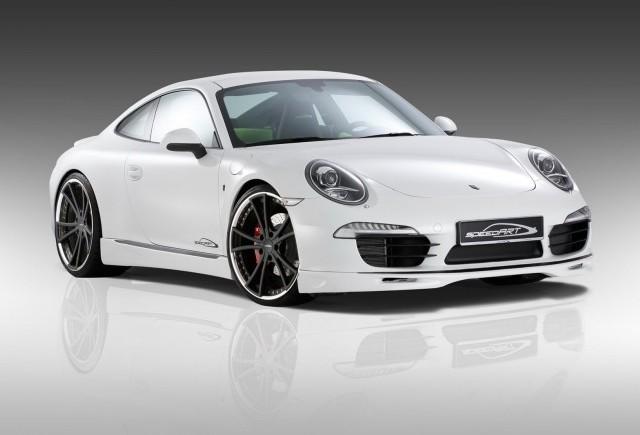 TUNING: Cei de la SpeedART au modificat un Porsche 911 2012