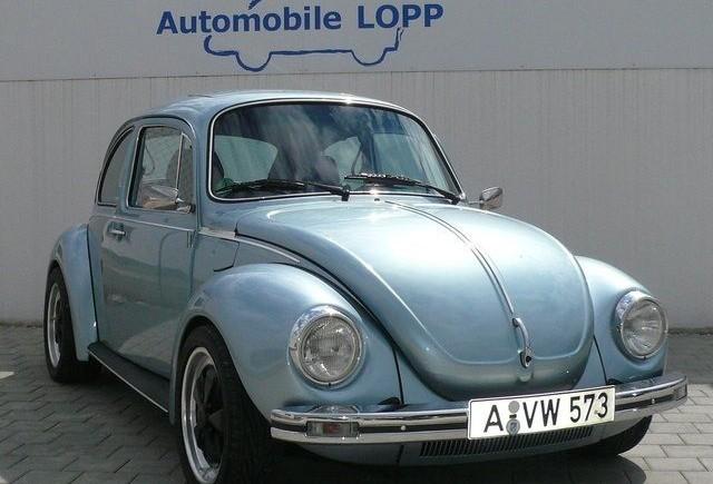 TUNING: Volkswagen Beetle 1973 cu motor de Subaru WRX