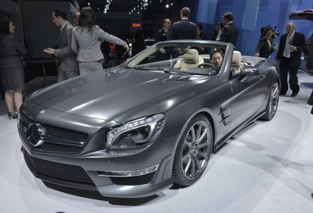 Mercedes a lansat oficial SL 65 AMG 45th Anniversary