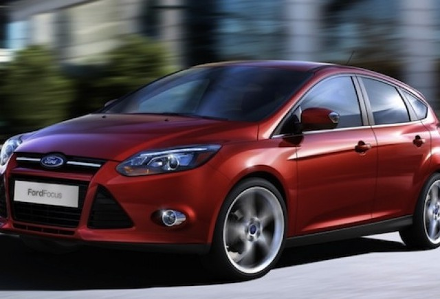 Rechemare in service: Ford Focus