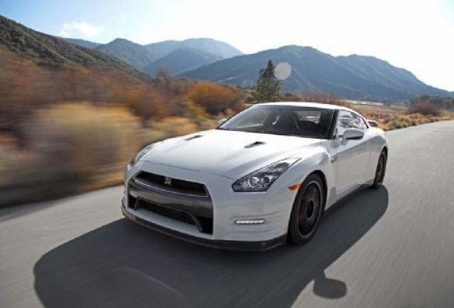 Nissan GT-R 2013 Black Edition