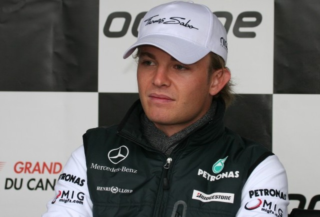 Analiza Marelui Premiu al Chinei: Rosberg face cursa carierei sale