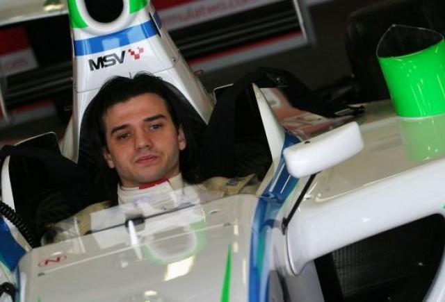 Mihai Marinescu obtine locul patru la Silverstone