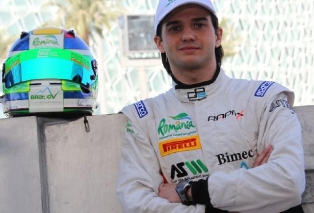 Mihai Marinescu obtine locul doi in mansa secunda de la Silverstone