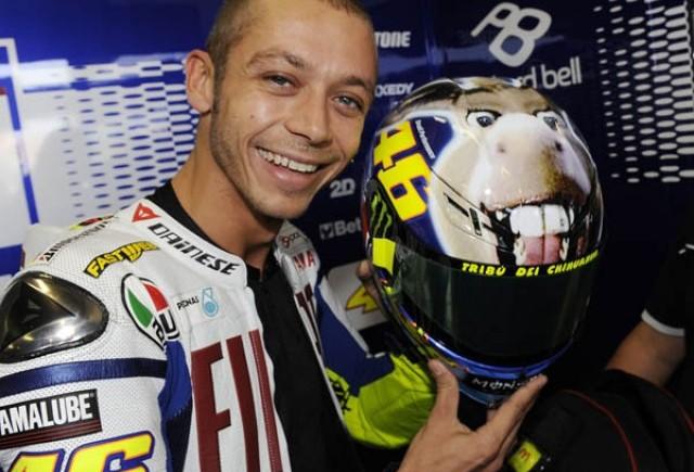Valentino Rossi ramane in continuare la Ducati