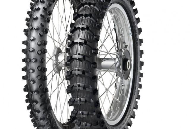 DUNLOP MX11F vine în sprijinul performanţei pentru toţi motocicliştii din cursele MX