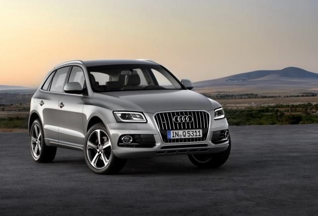 Imagini oficiale cu Audi Q5 Facelift