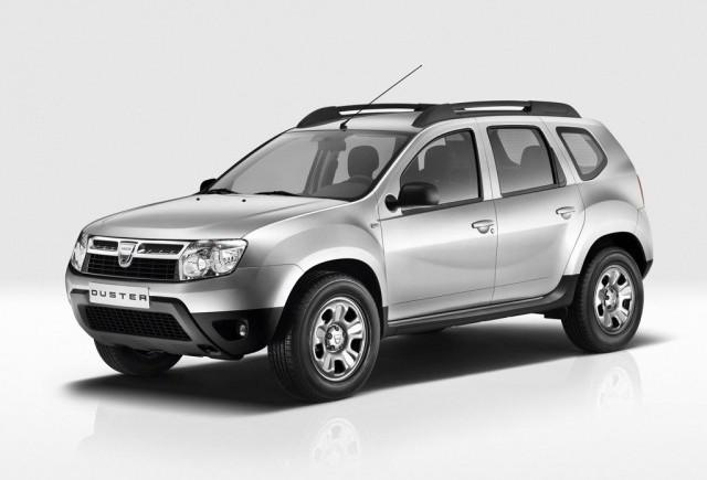 300.000 de unitati Dacia Duster vandute la nivel global