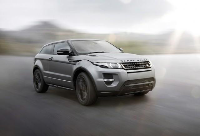 Range Rover Evoque - Editie Speciala Victoria Beckham