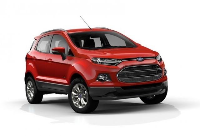 Ford Ecosport - Un SUV de clasa mica