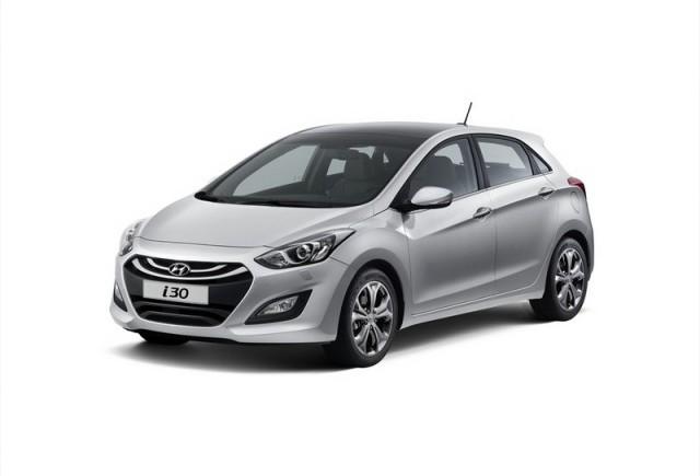 Noul Hyundai i30 se prezinta romanilor