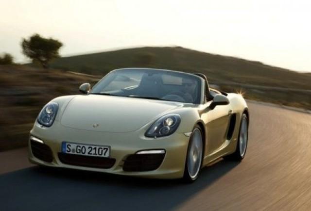 Noua generaţie Porsche Boxster a fost prezentată în avanpremieră în România membrilor Porsche Club