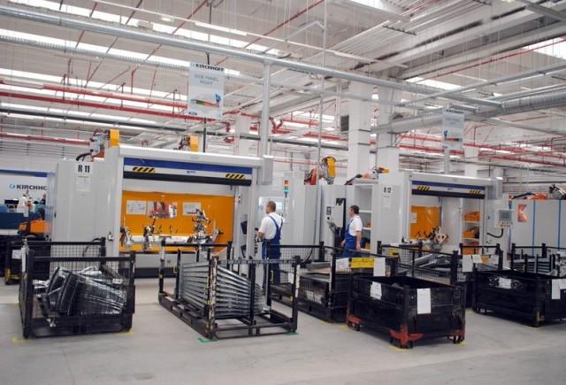 Kirchhoff Automotive a deschis o fabrica la Craiova