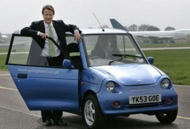 Cele mai mici masini din lume