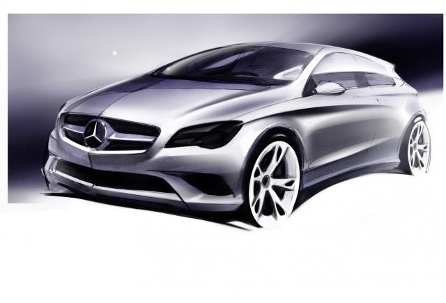 Detalii noi despre Mercedes A-Class