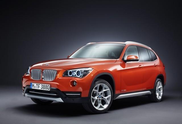 Modificari importante pentru BMW X1