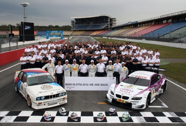 Revenire de succes în DTM: Priaulx în puncte pentru BMW