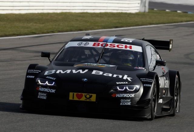 Noul challenger din DTM: dezvoltarea BMW M3 DTM