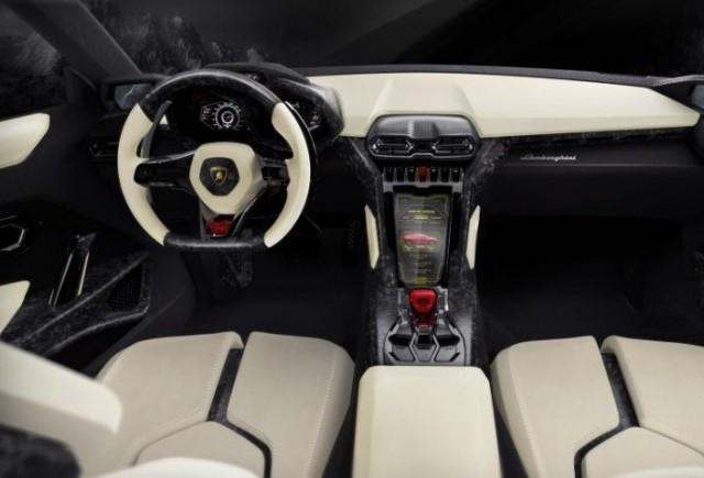 Lamborghini URUS prezentat in cadrul Salonului Auto de la Beijing 2012
