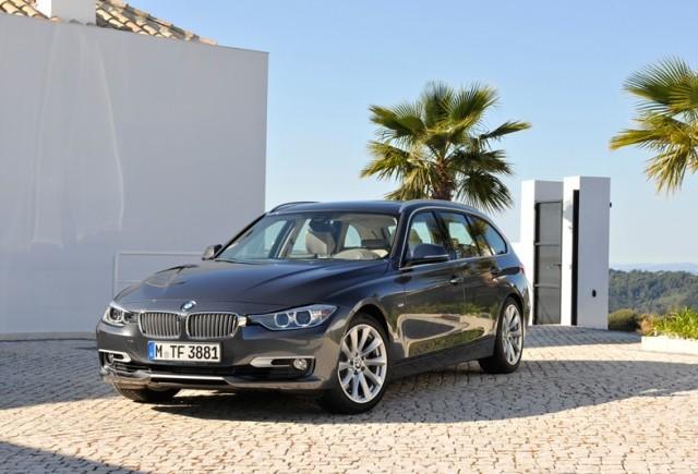 Noul BMW Seria 3 Touring