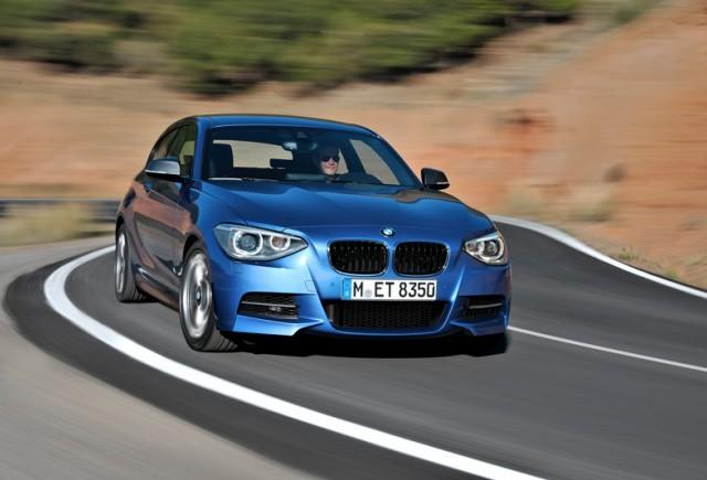 Pregătite pentru lansare: noul BMW Seria 1 în varianta cu trei uşi şi BMW M135i