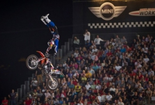 Red Bull X-Fighters World Tour 2012/ Potter este incoronat in SUA