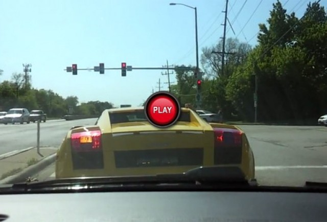 Iata ce se intampla cand nu poti sa controlezi un Lamborghini Gallardo