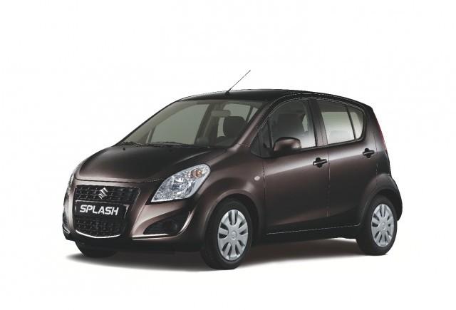 SUZUKI lansează noul Splash facelift