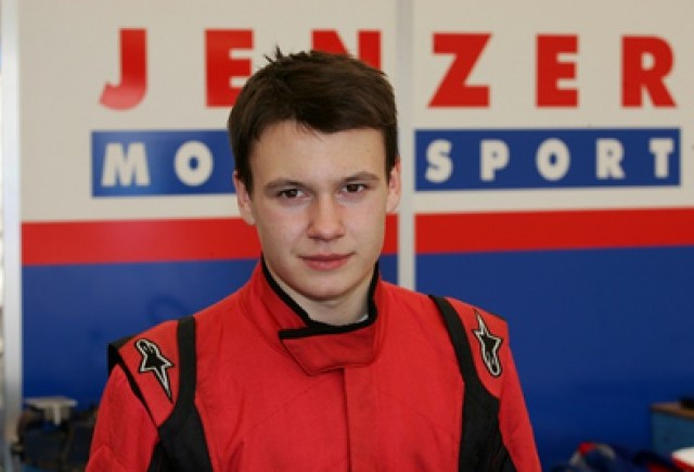Robert Visoiu a reusit sa puncteze la debutul sau in GP3
