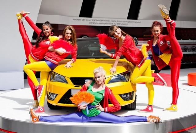 FOTO: Fete si masini la Worthersee GTI Tour 2012 (Partea a 2-a)