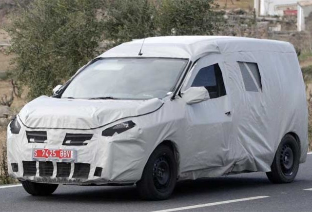 Dacia Dokker si Dacia Dokker Van vor fi pe piata in 2012