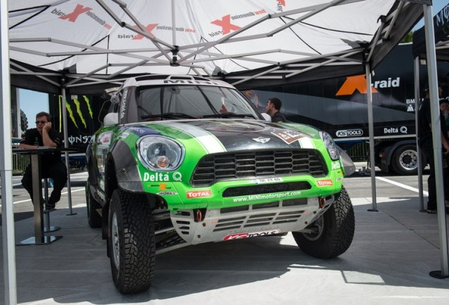 MINI United 2012: un eveniment fan-tastic veritabil