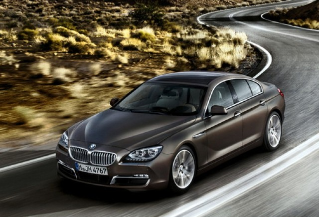 BMW Seria 6 Gran Coupe disponibil in Romania din aceasta vara