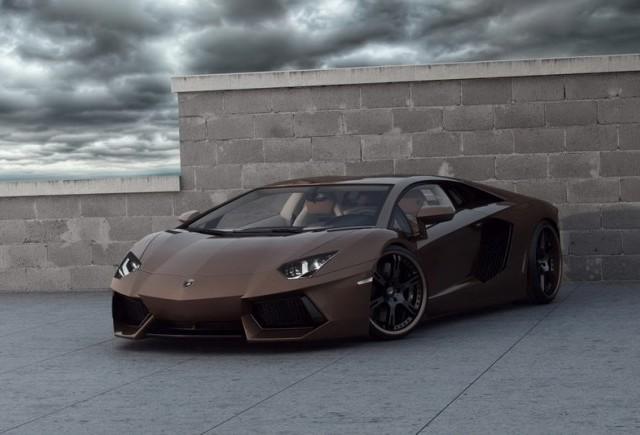 TUNING: Lamborghini Aventador LP700-4
