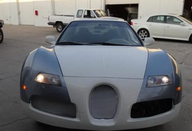 Replica Bugatti Veyron scoasa la vanzare