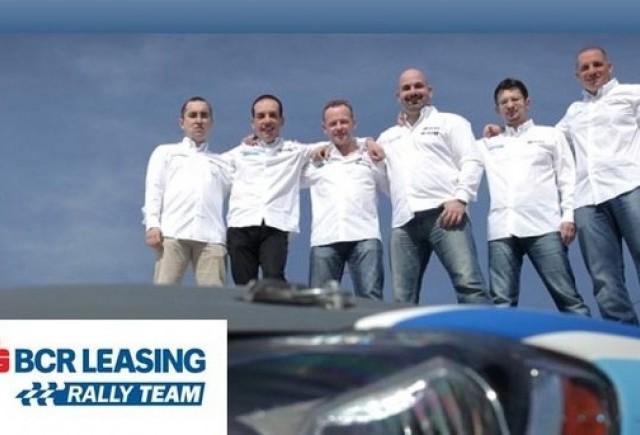 BCR Leasing Rally Team are echipaje de top