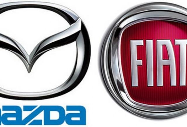 Fiat Group si Mazda anunta un proiect comun