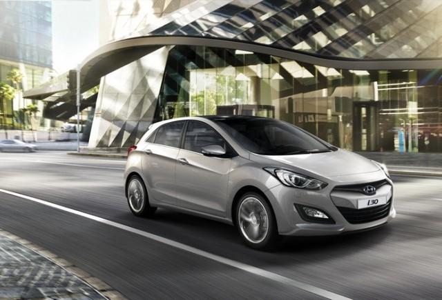 Noua generatie i30 a obtinut cinci stele Euro NCAP