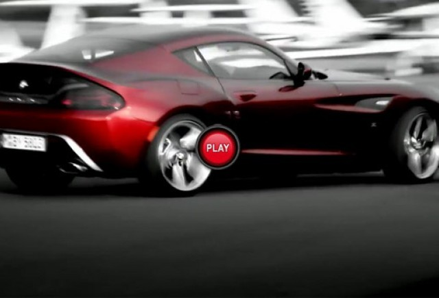 VIDEO: BMW Z4 Zagato in actiune