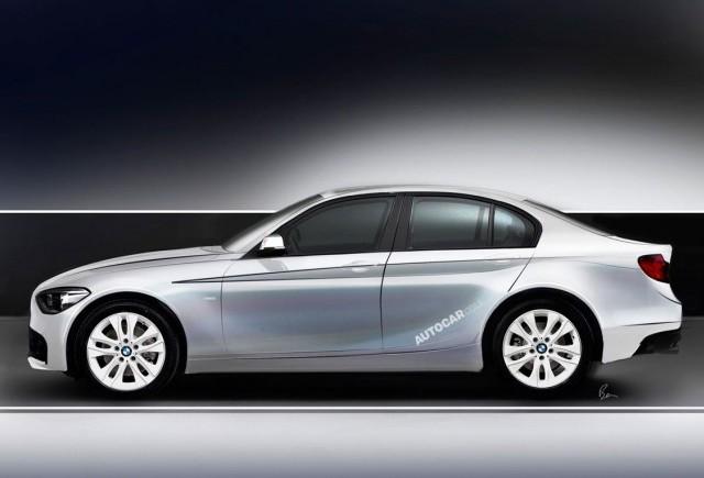 BMW ar putea lansa peste 3 ani un nou sedan